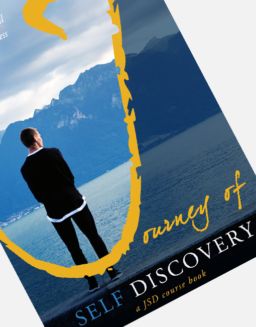 Journey of Self Discovery – a JSD Course Book – Tulsi Books